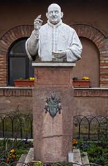 busto papa Giovanni XXlll