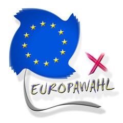 Bald ist Europawahl!