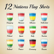 NATIONAL FLAG SHOTS