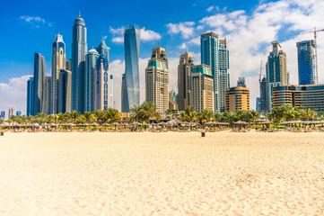 Dubai Marina. UAE.