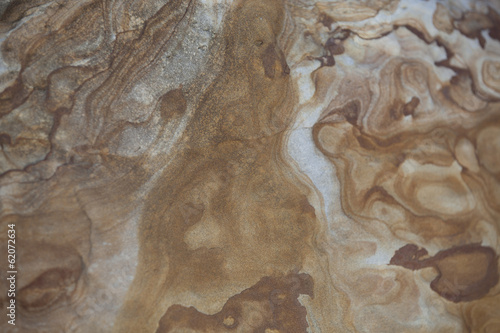 Natural rock pattern