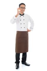 Asian chef