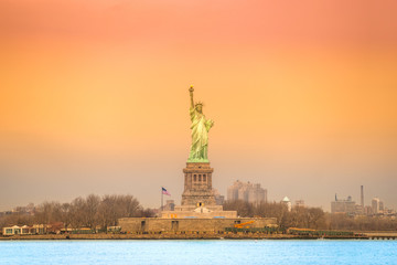 Statue of Liberty. New York, USA.