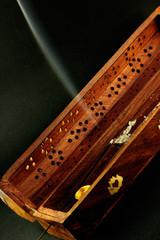 Bastoncino di incenso e diffusore di legn