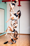 Pole dancing is fun!
