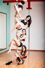 Pole dancing is fun!