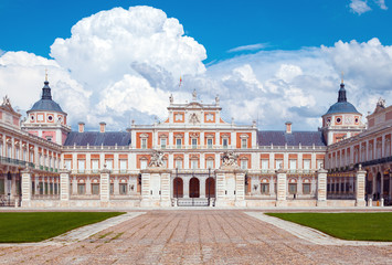 Royal Palace of Aranjuez, Madrid