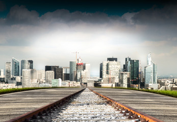 Parigi un treno