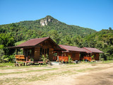 Resort With Mountain in Doi Inthanon National Park