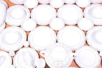 Porselen Tabak
