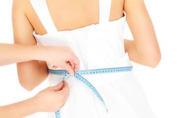 Measure of dress