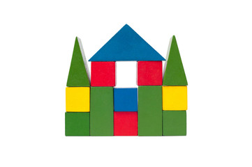 children's building blocks