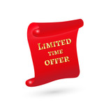 scroll with limited time offer