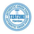 Tzatziki stamp