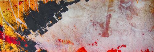 Abstrakte Kunst Gemälde Ölgemälde Kunstdruck artprint © artefacti