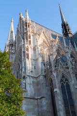 Votive Church in Vienna, Austria