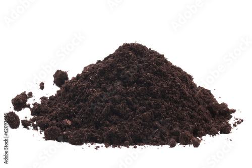 Pile of dirt - 62092645