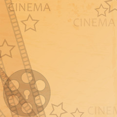 cinema background.movie design.vector