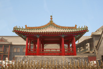 Shenyang Beijing Imperial Palace Forbidden City China