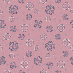 Vector seamless pattern - abstract background