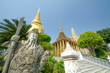Wat Phra Kaeo, Temple of the Emerald Buddha and the home of the