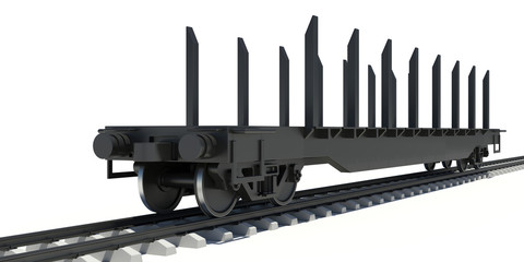Wagon platform