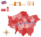 City map of London