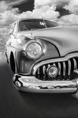 A vintage car © Damian