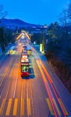 Strassenbahn in Bern