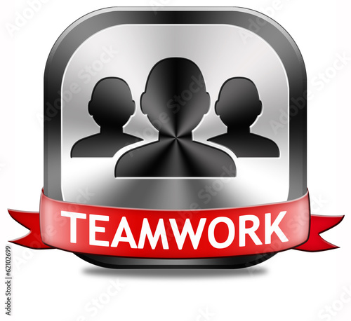 teamwork button