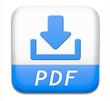 PDF download button