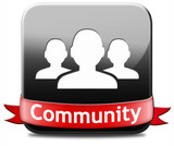 community button