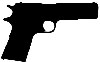World War 1 Hand Gun