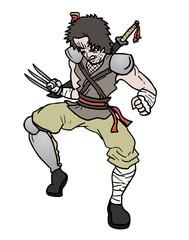 Soldier ninja