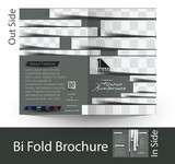 Hairdresser & Beauty Salon Bi-Fold Brochure Design