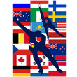 Ice Skaters countries