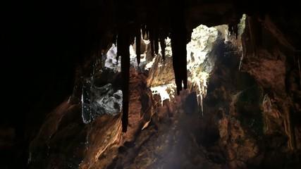 Temple Cave Light Thailand