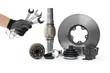 Auto Ersatzteile mit Werkzeug - 62115864