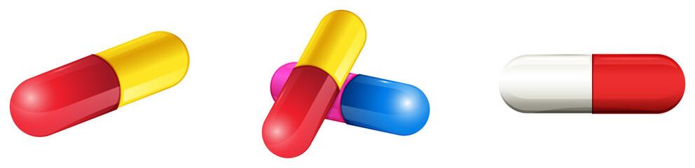Medical capsules