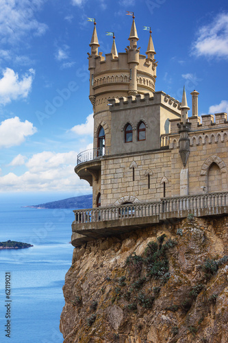 Swallow's Nest Castle, Crimea