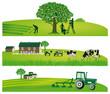 Landwirtschaft und Garten