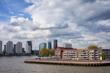 City of Rotterdam Cityscape