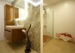 Stylish toilet and bathroom