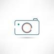 little digital camera icon