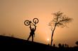 bisikleti havaya kaldırmak