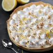 tarte au citron (format carré)