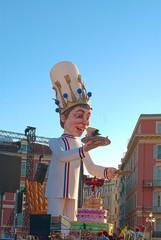 Roi Du Carnaval de Nice