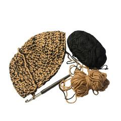 Mütze, Wolle, Häkelnadel, Häkeln