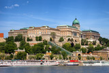 Buda Castle in Budapest - 62129200