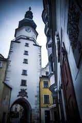 Winter time in Bratislava